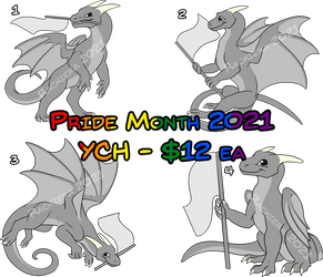 Pride Month 2021 - YCH