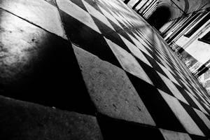 Alice's Chessboard by Farguss