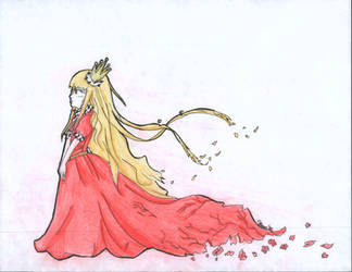 Broken Princess by DaemonP