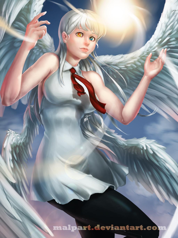 Goddess Elizabeth - Nanatsu No Taizai by MALPart on DeviantArt