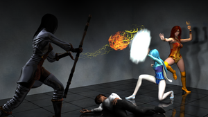 Heroine Assault 03
