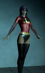The Incredibles Violet Parr Outfit A