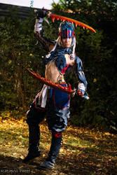 Narga X armor