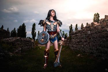 Wonderwoman armor