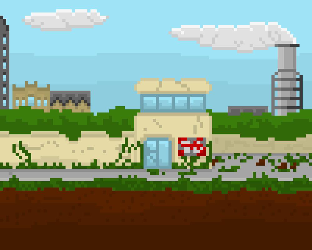 Cargo Yard by KieranFilth