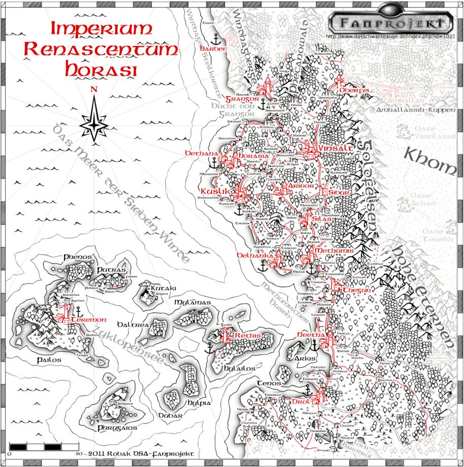 horasreich karte Horasreich by Robak238 on DeviantArt