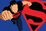 Superboy by Chipmunkdino