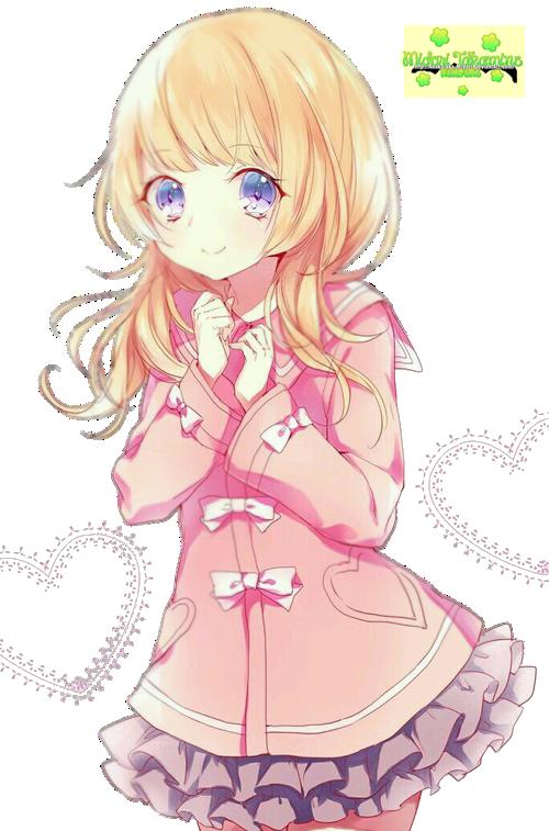 """Résultat de recherche d'images pour """"render manga pink girl"""""""