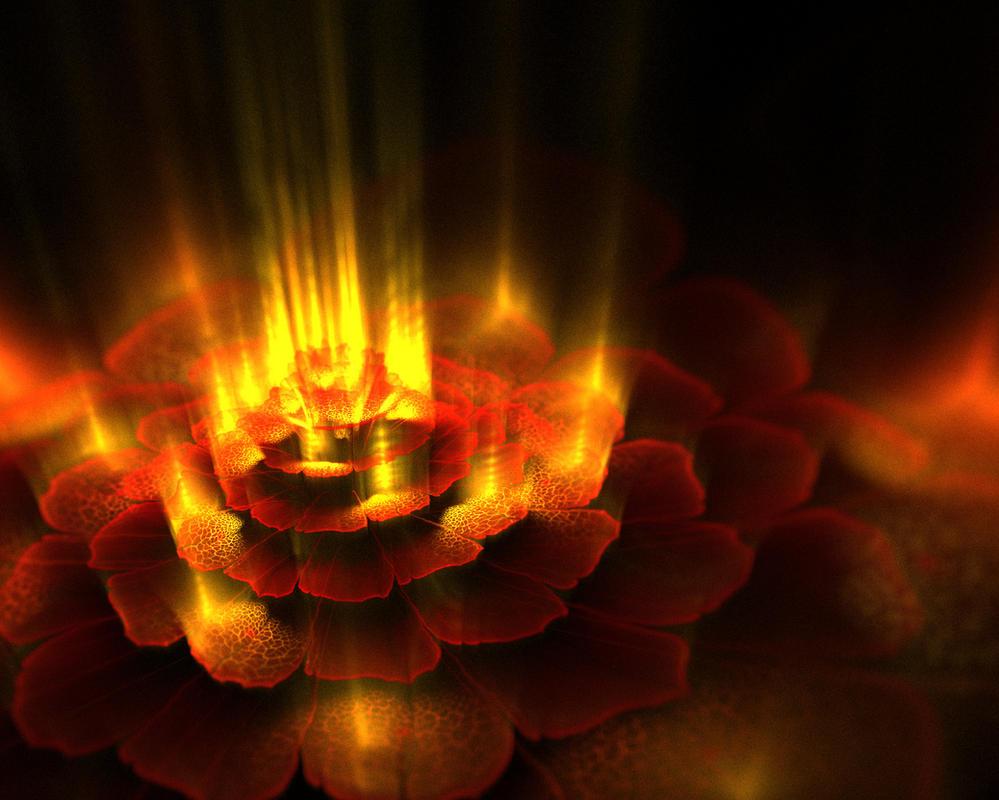 Fire Dance. by Kondratij