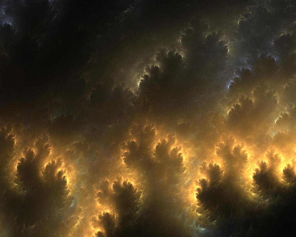 Wildfire. by Kondratij