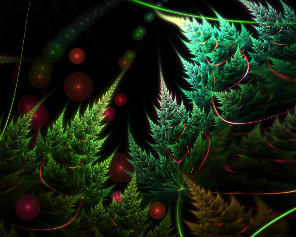 Winter holidays. by Kondratij
