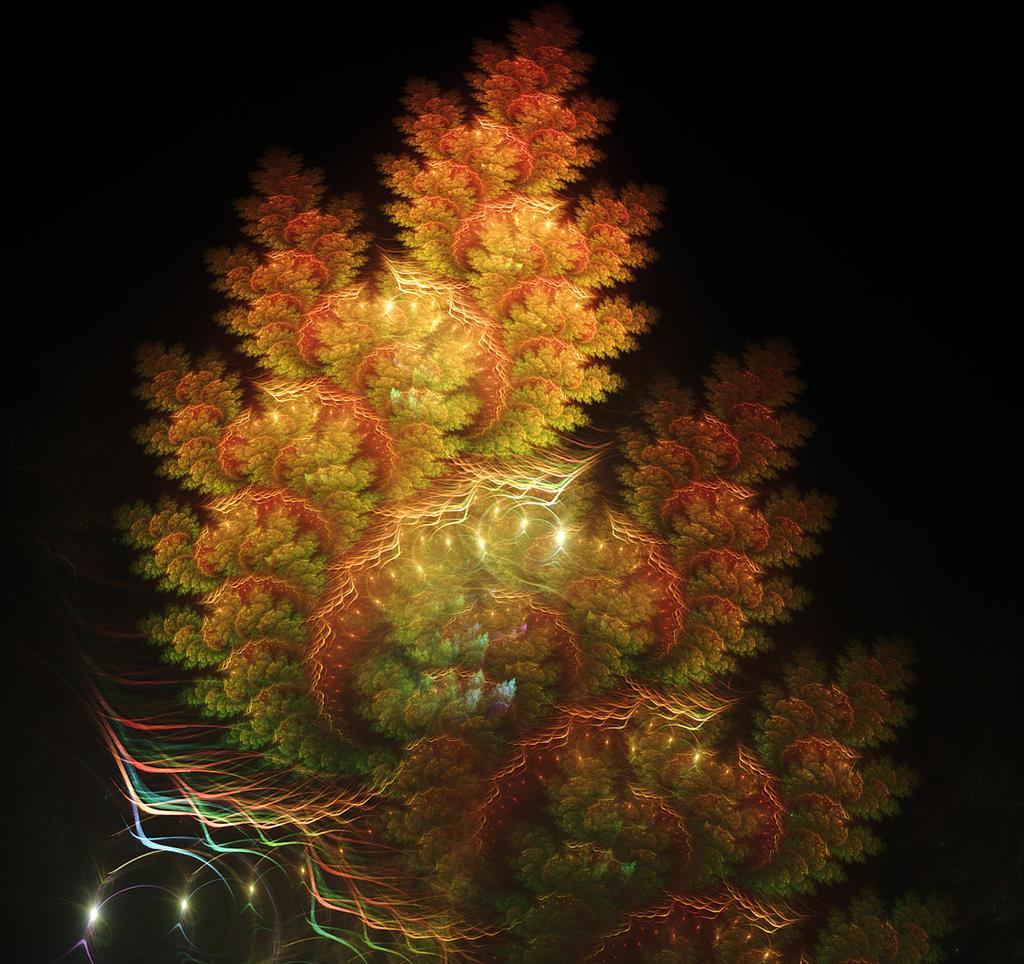 Forest Fairy Tale. by Kondratij