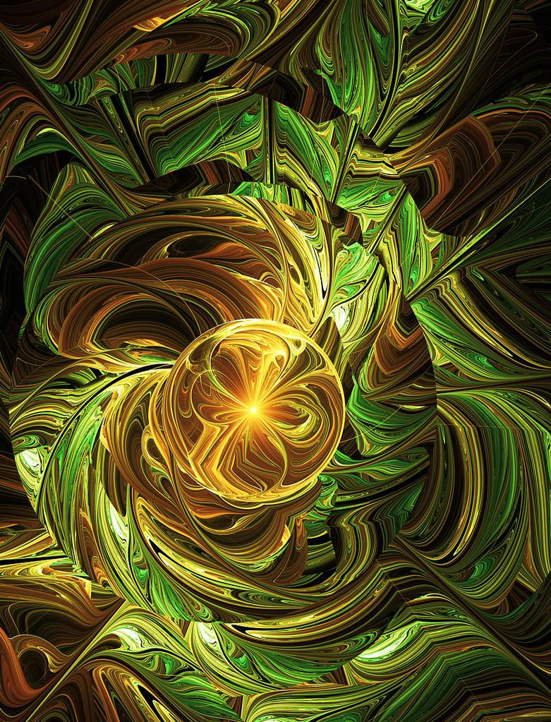 Green noise. by Kondratij
