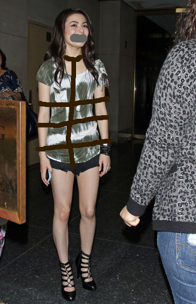 Miranda cosgrove bondage