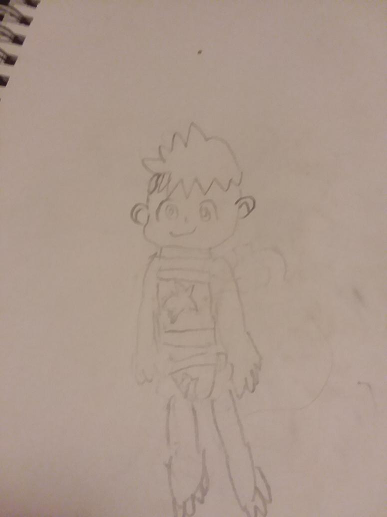 Undertale Steven by Klonoa1293