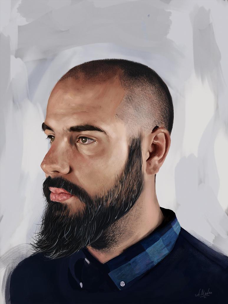 Travis Neilson by caracurt86