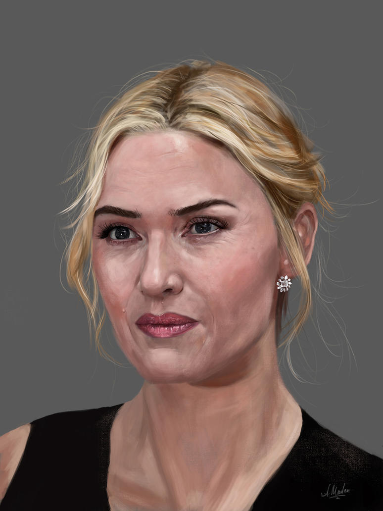 Kate Winslet by caracurt86