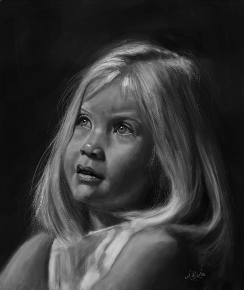 portrait by caracurt86