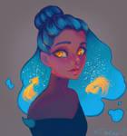 DestinyBlue by CleoNova