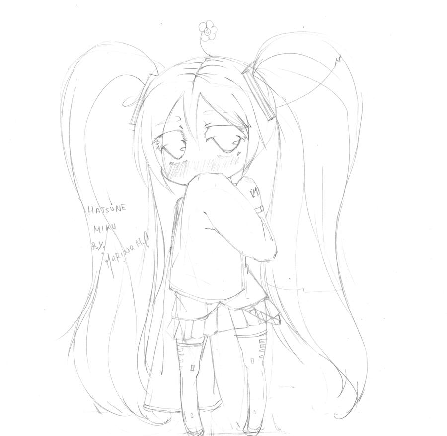 EXAMPLE OF CHIBI SKETCH by marina094