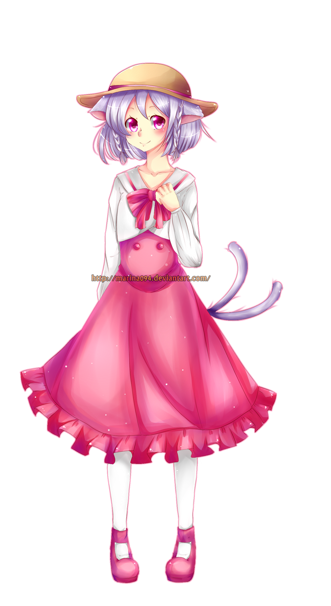 commission for Nana-Blank COLORED DETAILED by marina094