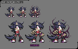 Zoren Revamp entry by Rock-Blade