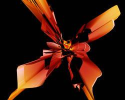 FireFlower -- 1st C4D by Blackbird97