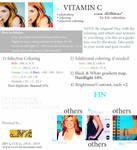 Vitamin C Icon Tutorial