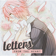 Letters from the heart by dolladollita