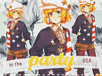 Party in the USA by dolladollita