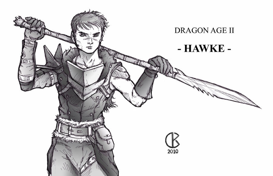 Dragon Age 2: Hawke no Fuzz by