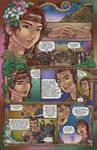 Leliana Concept - Comic Page 2
