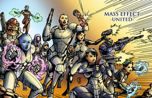 Mass Effect - United