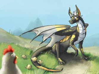 Dragonsegg