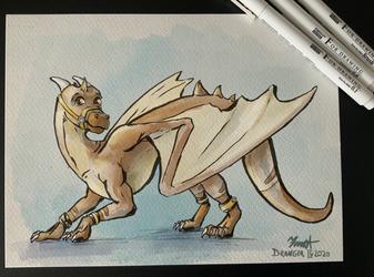 Meek dragon
