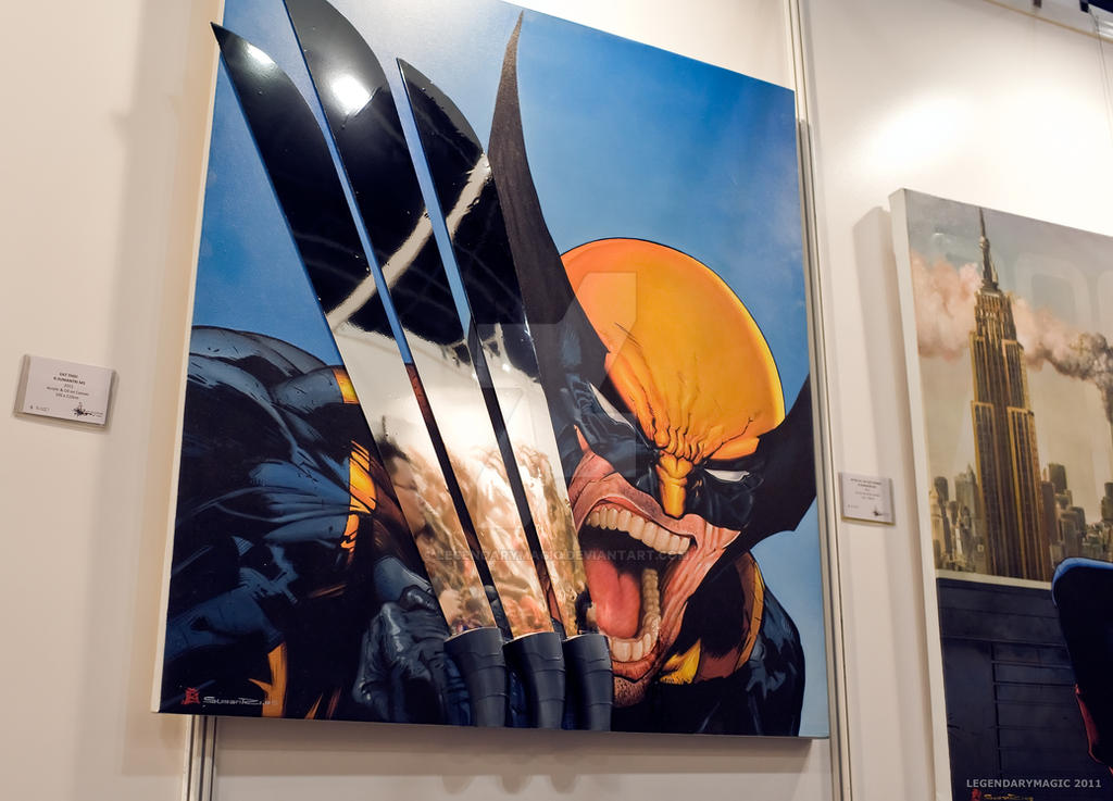 3D PainTinG ::: WoLveRine