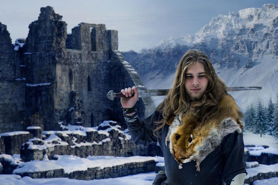 winter warrior 2 by WilamiaGalder