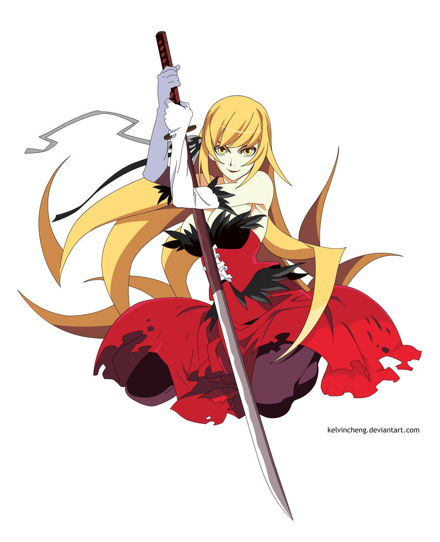 Kiss-Shot Acerola-Orion Heart-Under-Blade (Render) by KelvinCheng on ...
