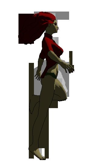 Poison Ivy-KoF XII by echerry93