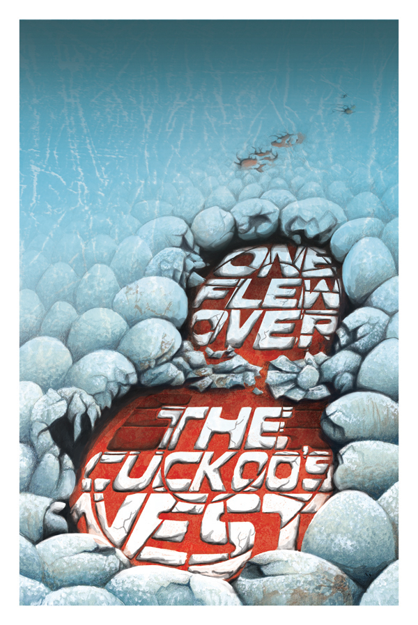 one flew over the cuckoos nest significance of fishing trip The book and film of one flew over the cuckoo's nest takes place in a lunatic asylum or cuckoo's nest in the nursery rhyme one flies east, one flies west, and one flies.