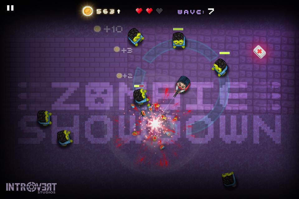Zombie Showdown by ClaireAdele