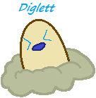 Diglett DTA