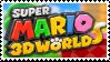 Super Mario 3D World Stamp