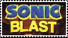 Sonic Blast Stamp by Team-Lava