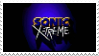 Sonic X-Treme Stamp by Team-Lava