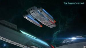 The Captain's Arrival