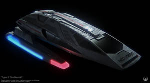 Type 11 Shuttlecraft - Retexture