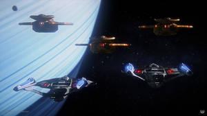 Cardassian Border Skirmish