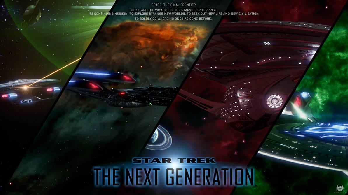 [COMPILATION] Star Trek: The Next Generation