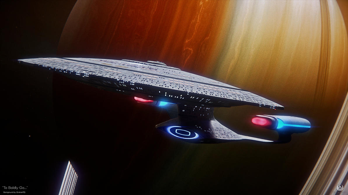To Boldly Go... by Eaglesg